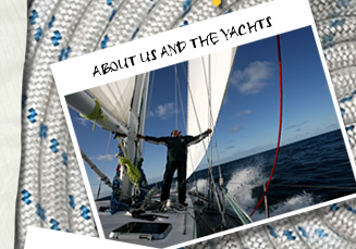Click here to go to About us and the yachts
